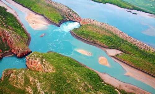 водопады геленджика фото